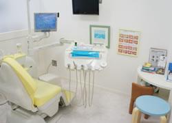 当院の診療室はバリアフリーです